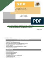 Guia Didáctica y Evaluación Modulo I Informática Modificado
