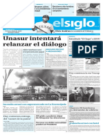 Edición Impresa Elsiglo 20-01-2017