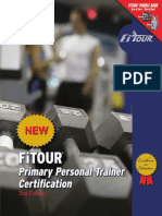 Personal Trainer Text