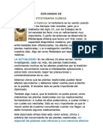 Difusión Herbolaria a Seis Niveles San Cristobal