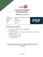 P-Gen Final Exam Sem 2 2013-14 18112013