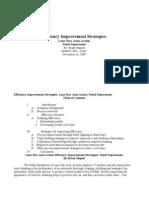 OT - Efficiency Improvement _BS