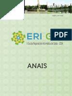 Anais II Erigo 2014