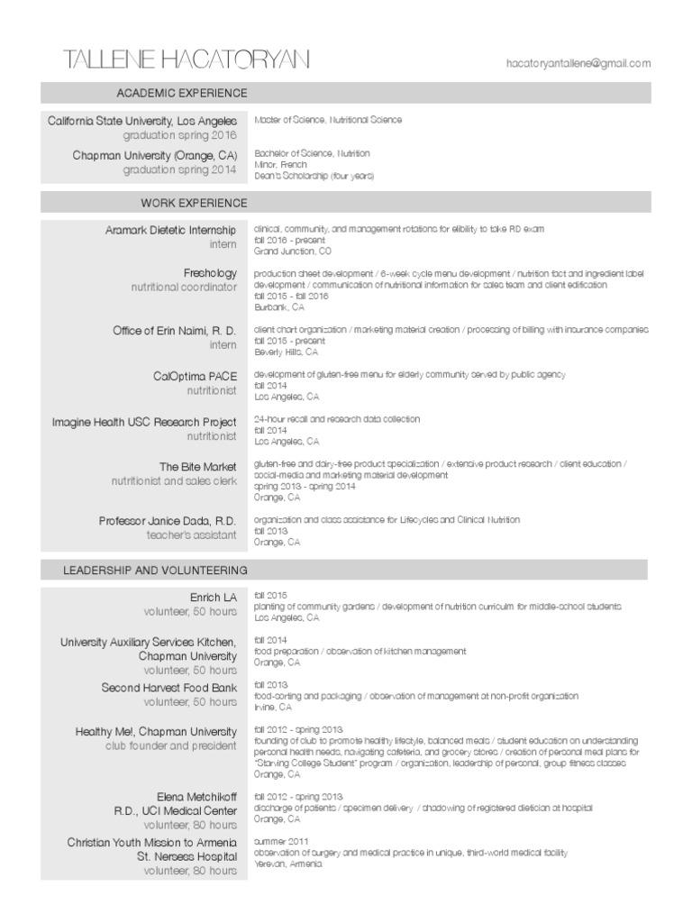 tallene hacatoryan- resume- no contact info for website 1