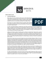 A LITERATURA GENERACIÓN DEL 60 Y 70.pdf