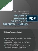 Administración de Personal o Administración de Recursos Humanos