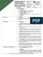 Procedimiento Para Tormentas Electricas y Uso de Detector.