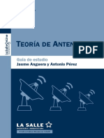 Teoria Antenas by Jaume Anguera
