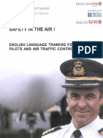 Aviation English Division Flyer 2008