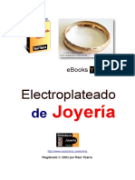 Electro Plateado - Galvanoplastia