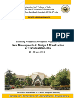 02 New Developments in Design and Construction of Transmission Lines_26 to 30 May, 2014__PE 4046