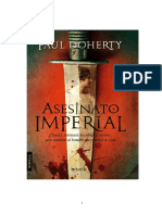 Asesinato Imperial - Paul Doherty