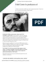Stam, Juan - La Noche Que a Fidel Castro Le Predicaron El Evangelio - 2016-11-26