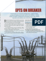 Concepts on Breaker - Electrical India November 2016