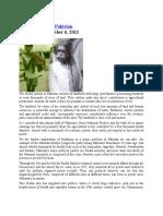 Feudal System in Pakistan