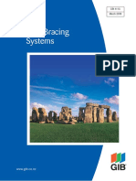 GIB Bracing Systems