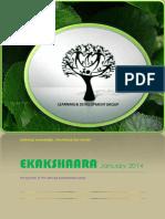 Ekakshaara - January 2014.pdf