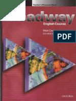 New Headway - Elementary Teachers' Book 1.pdf