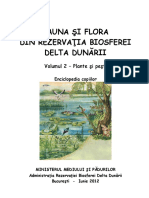 Fauna Si Flora Din Rezervatia Biosferei Deltei Dunarii Volumul 2-Final Version in PDF - Copy