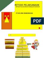 2. Metode Pelaksanaan Pekerjaan Bongkar