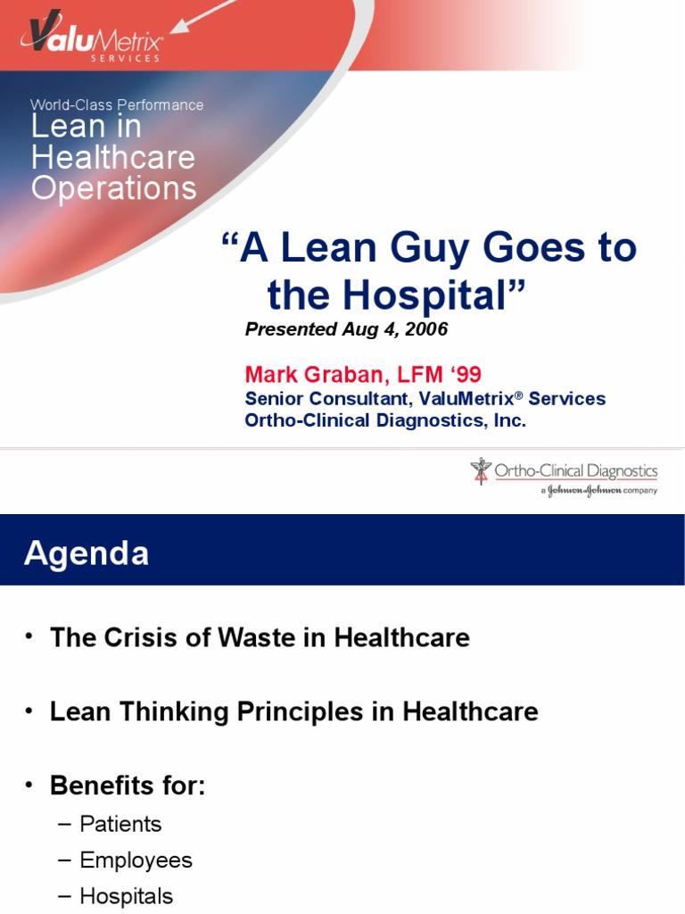 Lean Hospitals Mark Graban Epub