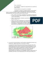 Actividad Zona Sismica y Vulcanismo