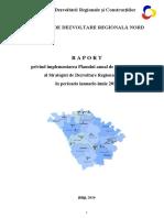 Raport semestrial // ADR Nord // 2016
