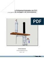 Irrigador Solar Profisional Automático Em PVC