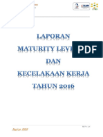 laporan maturity k3 dan kecelakaan kerja 2016 ok fx 2