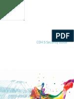 CDH5 Security Guide