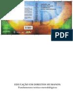 Livro Educação Em Direitos Humanos Artigo de Dalmo de Abreu Dallari