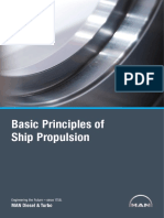 Basic Principles of Ship Propulsion