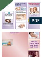 Leaflet Kebersihan Diri