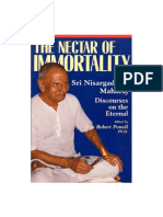 Nisargadatta-The Nectar of Immortality