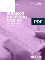 ÁREA DE FINANZAS Y TRANSPARENCIA