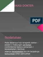 270212 - Komunikasi Dr. - Pasien - dr. Hadi.pptx