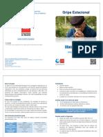 INFORMACIÓN sobre la gripe estacional | Teléfono 900 102 112