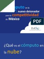 Ppt Computo en La Nube Competitividad Final