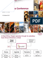 Africa Conference - East Africa