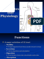 Gastrointestinal Physiology I (1)