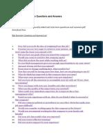 24bestexitinterviewquestionsandanswers 141204061240 Conversion Gate01