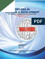 Diploma-ISTD