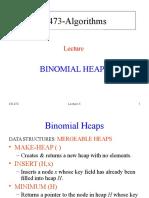 BinomialHeaps New