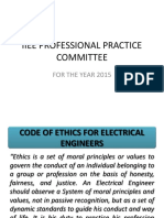 EE Laws Code of Ethics