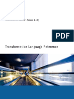 PC 910 TransformationLanguageReference En