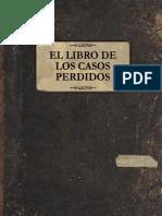 SH - Libro de los casos perdidos
