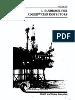 Handbook for Underwater Inspectors