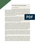 Michel Foucault y La Historia Del Psicoanálisis