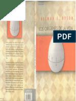 Los Orígenes de La Vida- Freeman j. Dyson