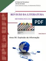 Revisão Da Literatura AULA 15.09 (2)